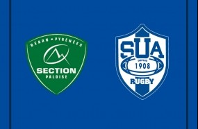J12 Espoirs _ SectionPaloise vs SUAgen
