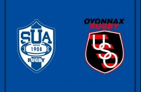 J10 SUAgen vs US Oyonnax